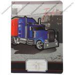 Belmil felsős vonalas füzet, Boy-Truck, A/5, 21-40