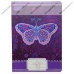 Belmil felsős vonalas füzet, Girl-Butterfly, A/5, 21-40