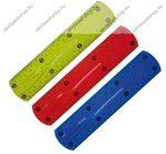 15 cm School Art TA flexibilis vonalzó, vegyes színek