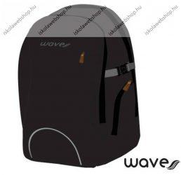 Wave hátizsák, Compact 338-62, Black
