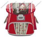 Santoro - Gorjuss ergonómikus merev falú iskolatáska, Little Red Riding Hood