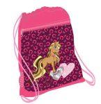 Belmil hálós és zsebes tornazsák, Anna Pet Pony - Belmil