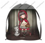 Santoro - Gorjuss tornazsák 336-90, Little Red Riding Hood