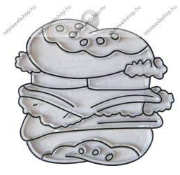 Fényvarázsforma, kicsi Hamburger