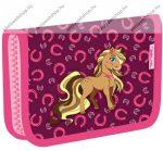 Belmil kihajtható/klapnis tolltartó, Anna Pet Pony