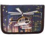 Belmil kihajtható tolltartó, Autós/Helicopter - night