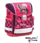 Belmil Classy Riding Horse iskolatáska