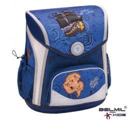 Belmil Cool Bag Pirates/Kalózos/Hajós iskolatáska
