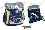 Belmil Cool Bag Tyranosaurus Rex/Dino + sportszák