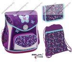 Belmil Cool Bag Amazing Butterfly/Pillangós iskolatáska szett