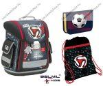 Belmil Sporty Football Sport/Focis iskolatáska szett