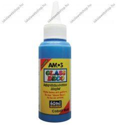 Üvegmatrivafesték, Kék (60 ml)