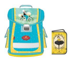 Santoro Kori Kumi Summertime prémium iskolatáska + tolltartó szett