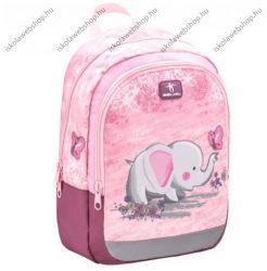 Belmil kiddy hátizsák, pink elephant (305-4)