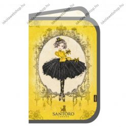 Santoro Marionette kihajtható tolltartó