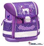 Belmil Classy Believe in Magic Purple/Lovas iskolatáska (403-13)
