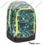 Belmil Pack it Modern Mosaic iskolatáska/hétizsák (338-79)