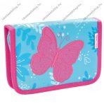 Belmil kihajtható/klapnis tolltartó, Butterflies In The Sky