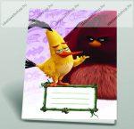 Angry Birds hangjegyfüzet, A5/36-16