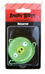 Fényvisszaverő prizma, ANGRY BIRDS - Zöld malac (1 db)
