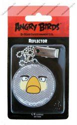 Fényvisszaverő prizma, ANGRY BIRDS - Ezüst madár (1 db)