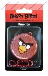 Fényvisszaverő prizma, ANGRY BIRDS - PIros madár (1 db)