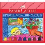 Faber-Castell Olajpasztell ktéra, 8 db