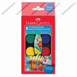 Vízfesték 8 szín - Faber-Castell