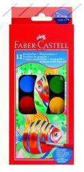 Vízfesték 12 szín - Faber-Castell