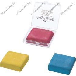 Faber-Castell gyurmaradír műanyag dobozban, vegyes szín (1 db)