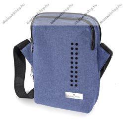 Faber-Castell oldaltáska/válltáska, tablettartóval, kék (20x26 cm)