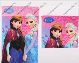 Törölköző szett, Frozen/Jégvarázs, 30x50 cm + 30 x30 cm