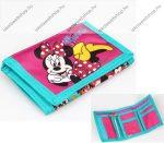 Gyermek pénztárca, Minnie
