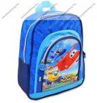 Super Wings Blue ovis hátizsák
