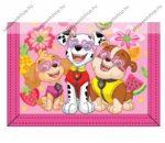 Gyermek pénztárca, Mancs őrjárat/Paw Patrol Pink