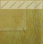 Frottír törölköző, Sárga/Sonne, 30x50 cm