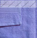 Frottír törölköző, Lila, 30x50 cm