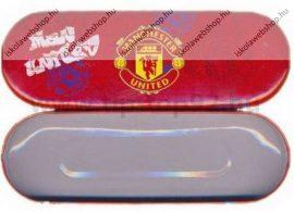 Manchester United Focis Mintás fém tolltartó