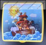 Tupperware uzsonnás doboz, Noé bárkája