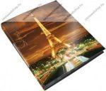 Párizs gyűrűs könyv, A4