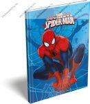 Notesz A6 keményfedeles /Emlékkönyv, Spider Man Ultimate