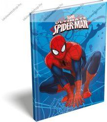 Keményfedeles notesz/Emlékkönyv, Spider Man/Pókember Ultimate (A6)