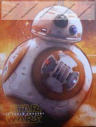 Papírfedeles notesz, Star Wars - Robot (A7)