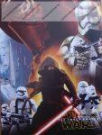 Notesz A7 papírfedeles, Star Wars - Red