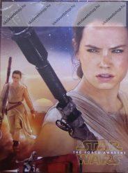 Papírfedeles notesz, Star Wars - Girl (A7)