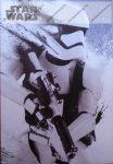 Notesz A6 papírfedeles , Star Wars - Robot