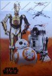 Notesz A6 papírfedeles , Star Wars - Katona