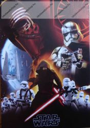 Papírfedeles notesz, Star Wars - Red (A6)