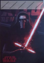 Papírfedeles notesz, Star Wars - Kard (A6)