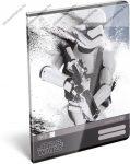 Star Wars Harcos A4 kockás füzet
